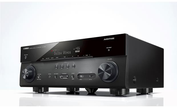 Why Yamaha RX-A760BL Network AV Receiver is different