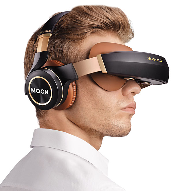 As a virtual theatre experience, the Royole Moon does a good job. It's comfortable for short periods of wear and is well designed, so for watching a film it's a great bit of kit.