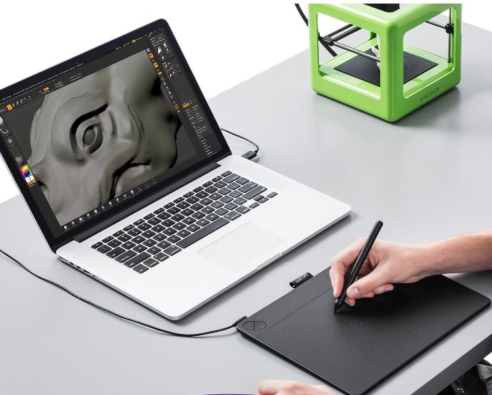 Wacom Intuos 3D Pen & Touch Tablet 2020 Latest Updated Review.
