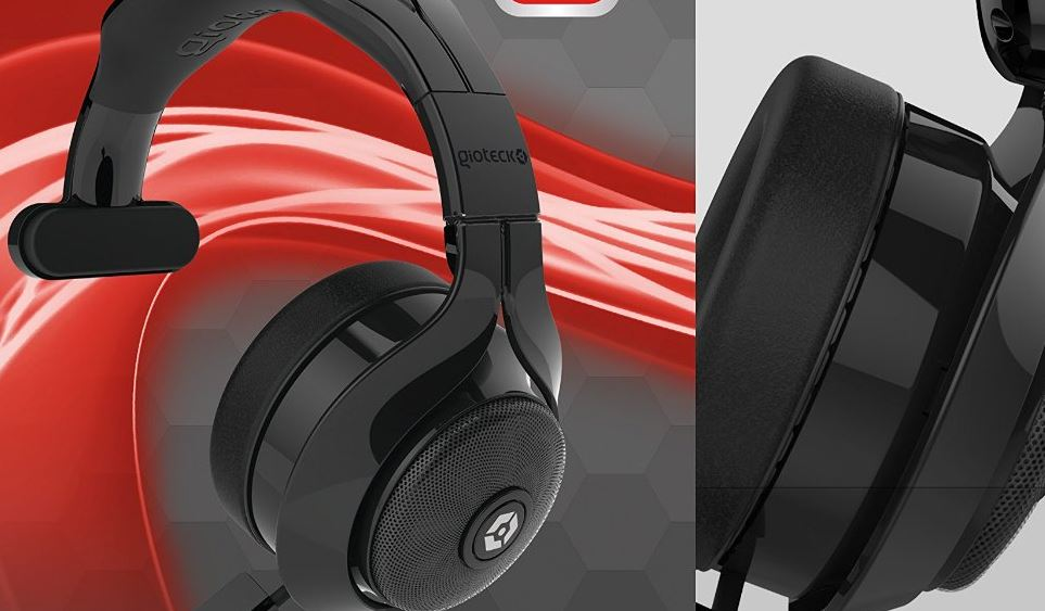Gioteck FL-100 Wired Chat Headset