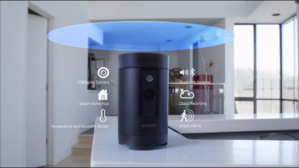 Motion Detection Camera