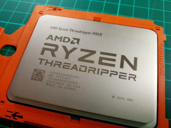 Meet Ryzen Threadripper 1920X