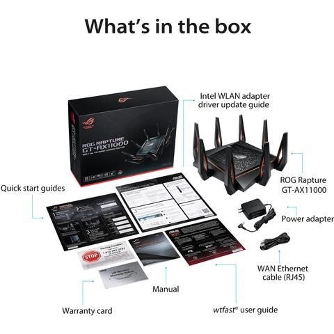 Additional Wi-Fi Features and Specifications