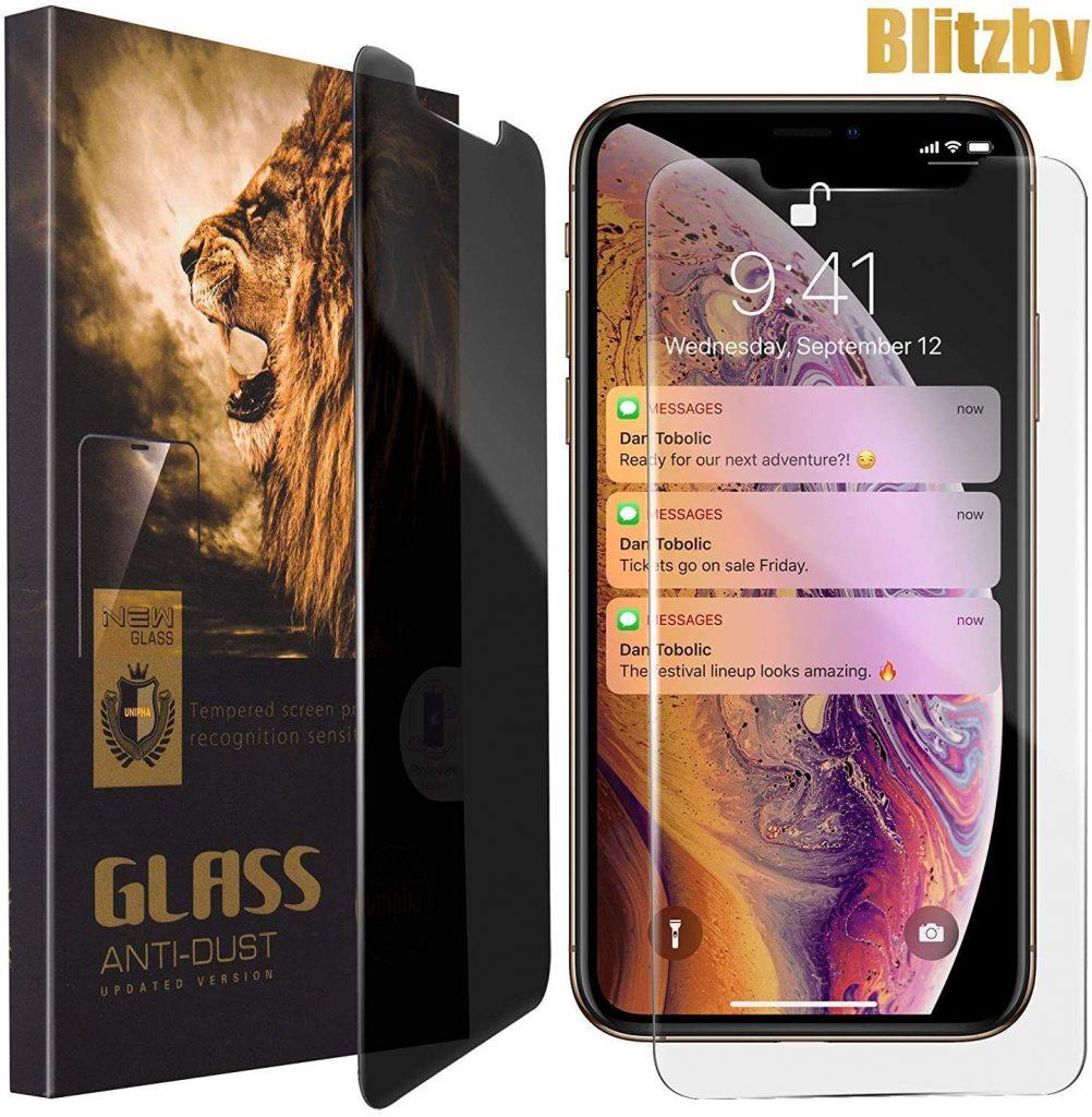 Blitzby Screen Protector