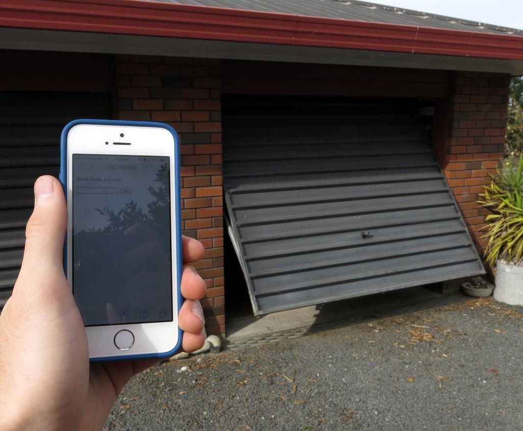 Best Smartphone Enabled WiFi Garage Door Openers 2020 Review