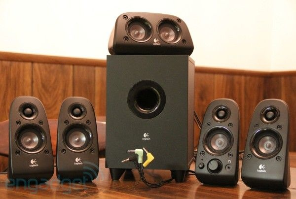 Virtual Surround Sound for Speakers