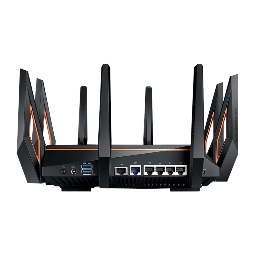 Why Choose ASUS ROG Rapture GT-AX11000 Tri-Band Gaming Router?