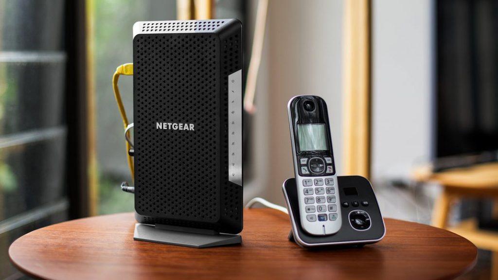 Netgear Nighthawk CM1150V Cable Modem with Voice