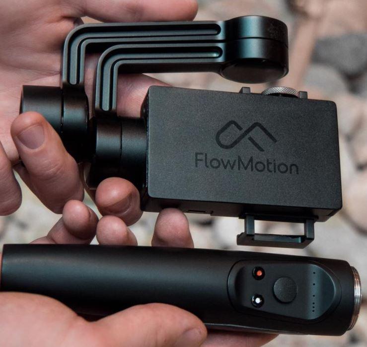 Flowmotion Smartphone Stabilizer