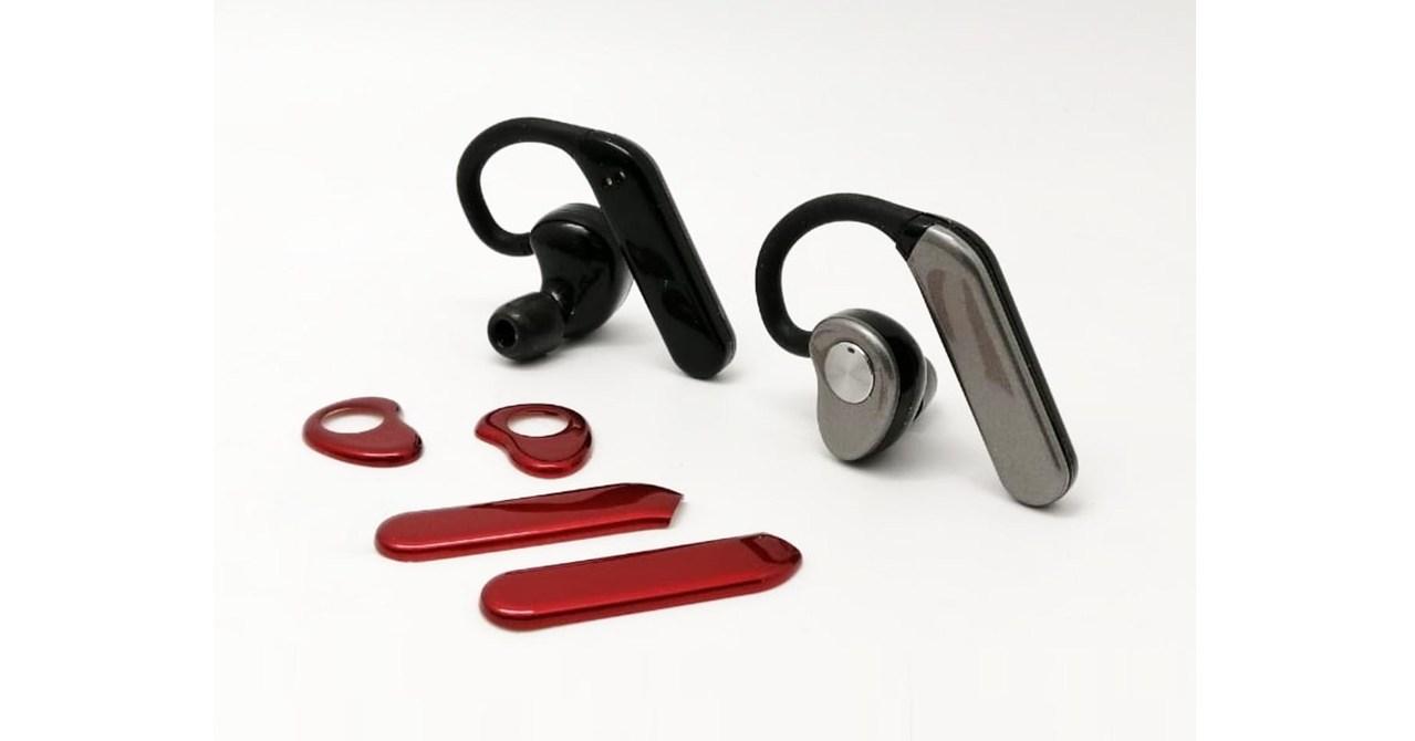 iKonexX7 Personalized Wireless Earbuds