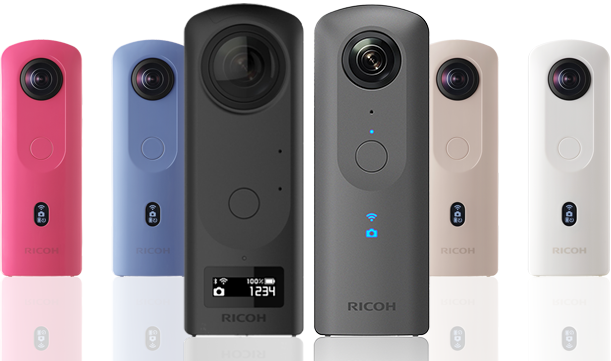 Ricoh Theta SC 360° Video & Still Camera 2020 Updated Review