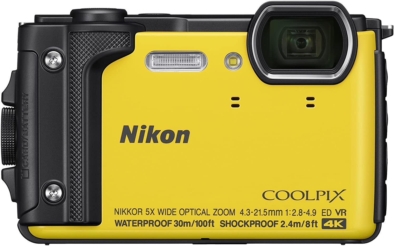 Nikon W300 Waterproof Underwater Digital Camera