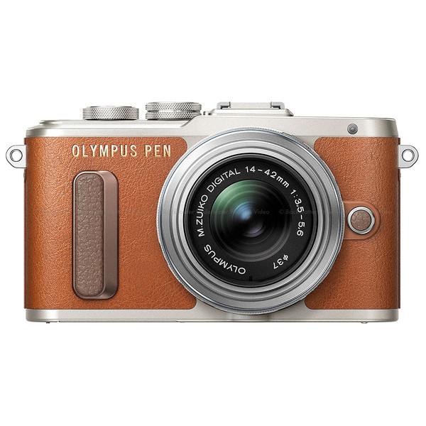 Olympus PEN E-PL8 Mirrorless Digital Camera