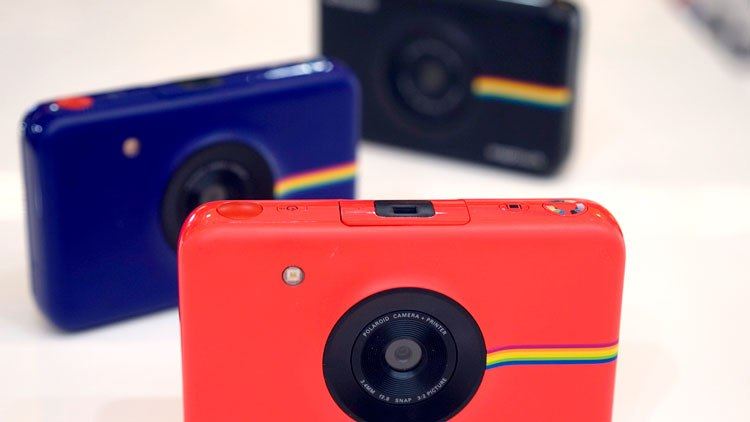Why Choose Polaroid Snap Touch Camera?