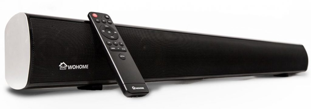 WoHome S11 2.1 Channel Bluetooth Sound Bar 2020 Updated Review