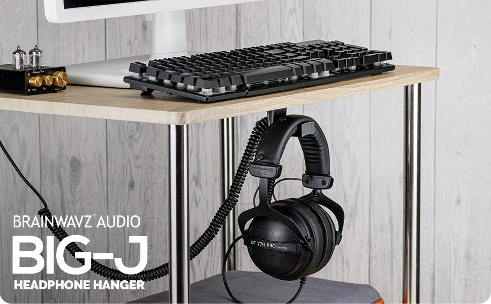 Brainwavz BigJ Under Desk Headphone