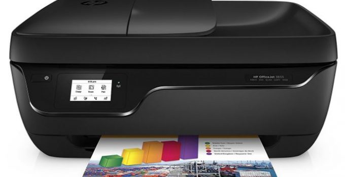 HP OfficeJet 3833 Printer 2020 Updated Review