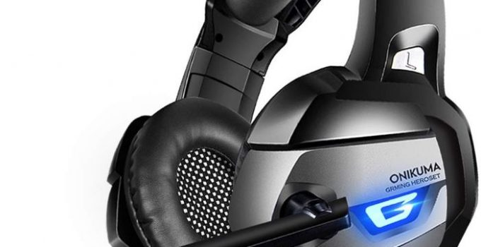 ONIKUMA K5 Stereo Gaming Headset 2020 Updated Review