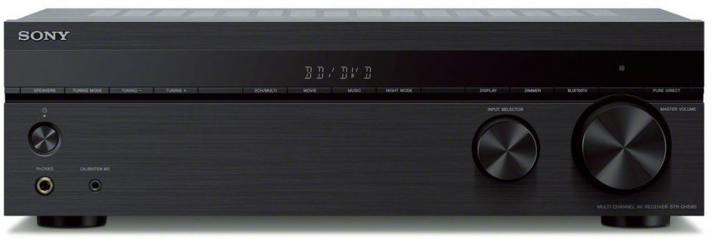 Sony STRDH590 4k HDR AV Receiver2020 Updated Review