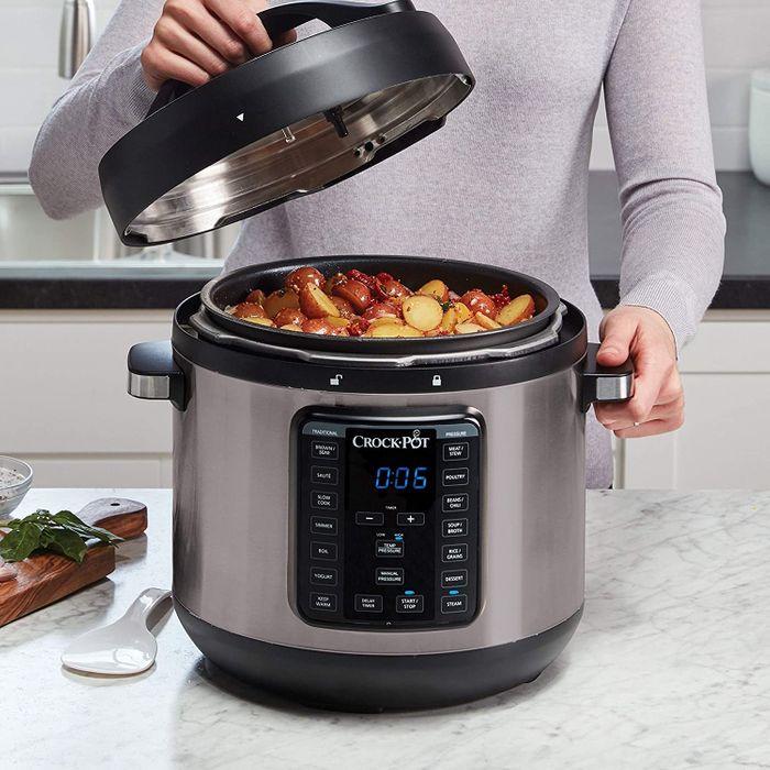 Crock-Pot SCCPWM600-V2WemoSmartWiFi-Enabled Slow Cooker