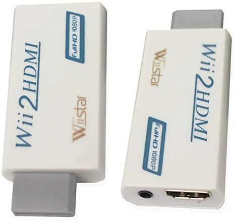 WiistarWii to HDMI Converter
