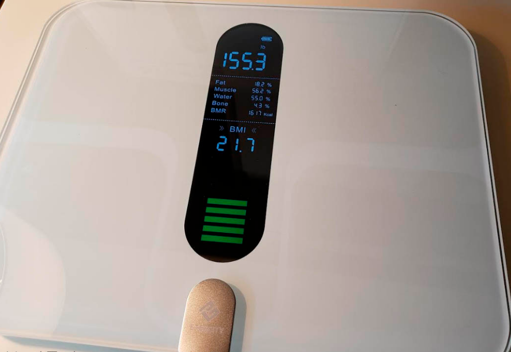 Etekcity ESF00+ Smart Fitness Scale 2020 Updated Review
