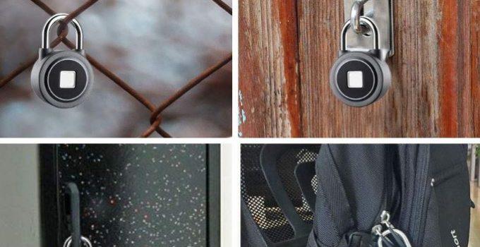 Best Biometric Fingerprint Padlock 2020 Well-Detailed Review