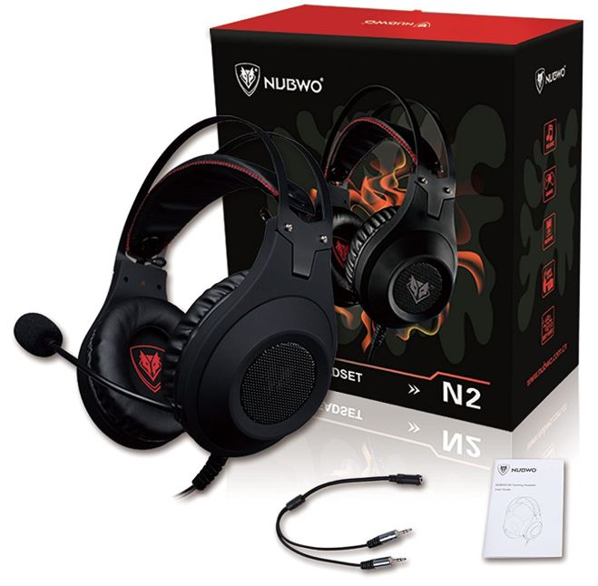 NUBWO N2 Gaming Headset 2020 Updated Review