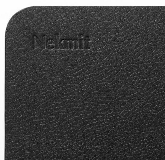 Nekmit Leather Desk Blotter