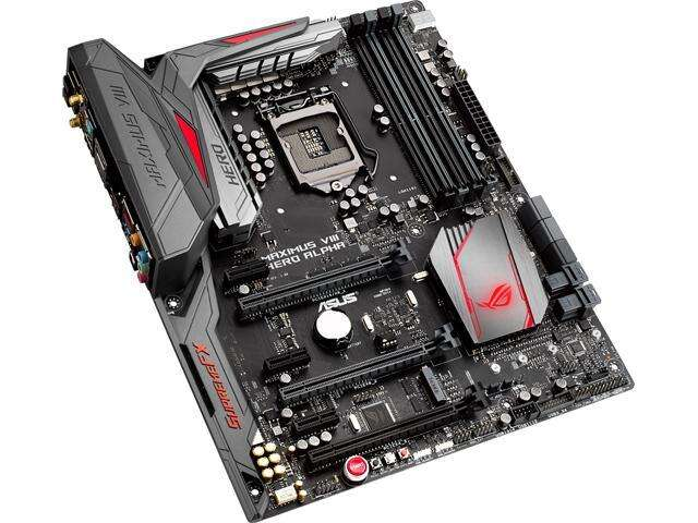 ASUS ROG MAXIMUS VIII Hero Intel Z170 ATX Motherboar