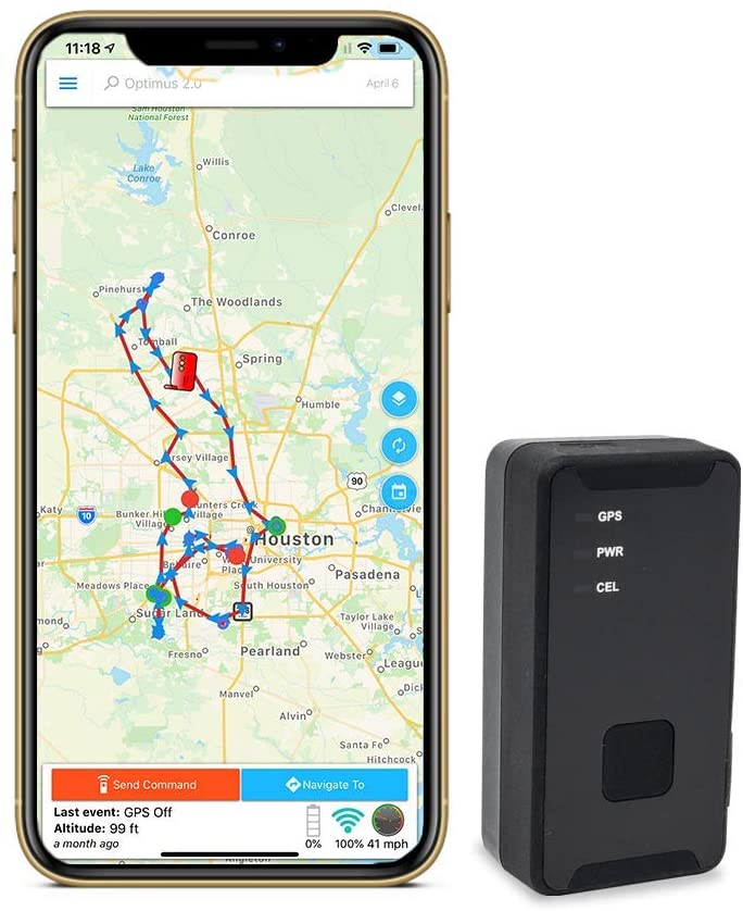 Luggage GPS Tracking Devices