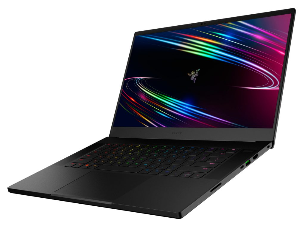 The gaming laptop: Razer Blade 15
