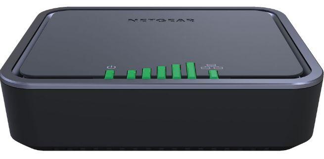 Netgear 4G LTE Modem LB2120 Review 2021