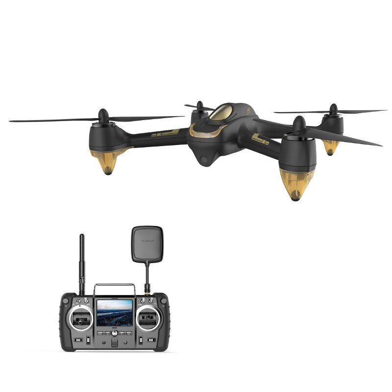 .Hubsan H501S X4 Drone – Budget-Friendly Model