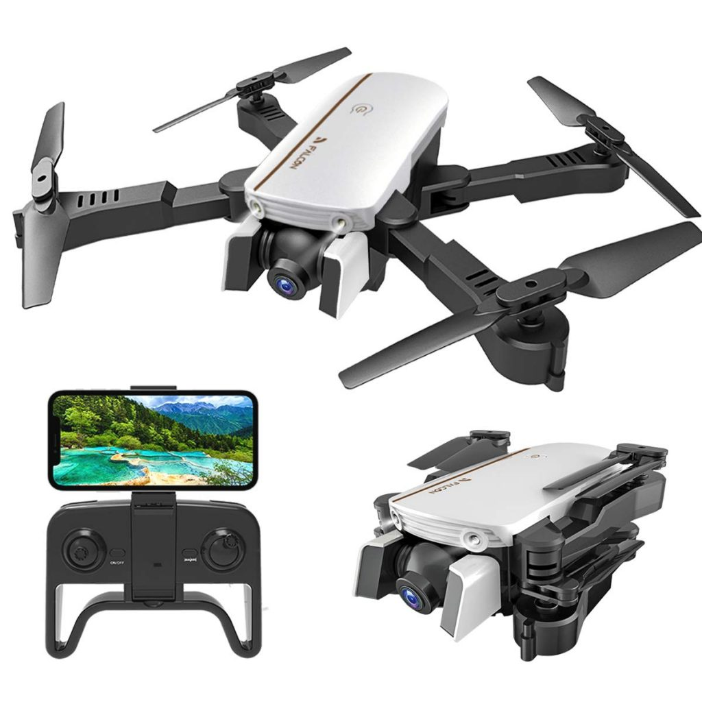 MIXI WiFi FPV Drones with Camera for Adults