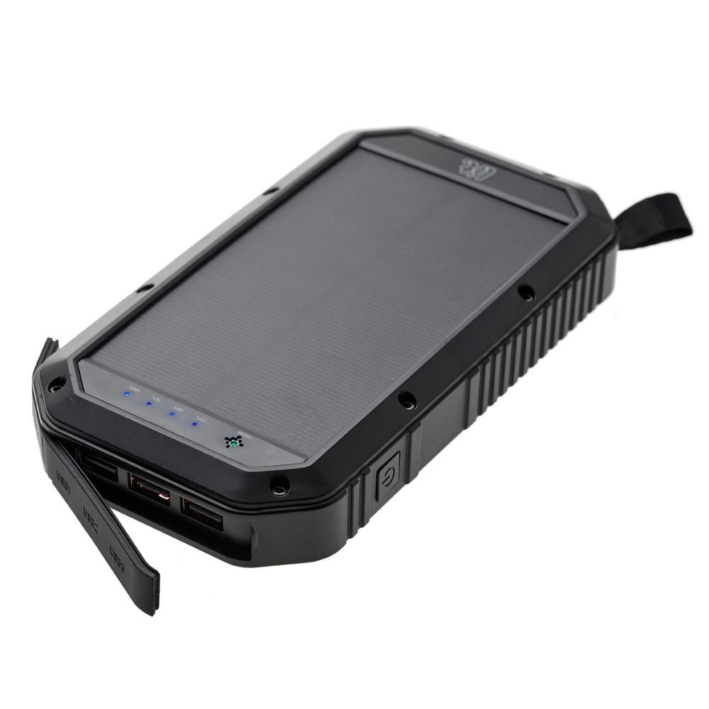 Wireless Lit Solar Power Bank Review 2021-Outstanding Features.