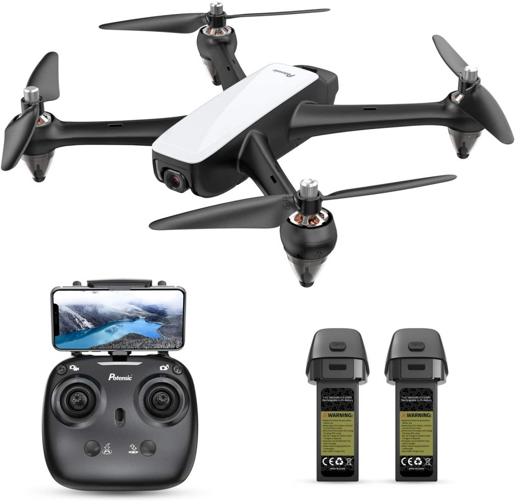 Potensic D60 Drone– Best All-Around Drone
