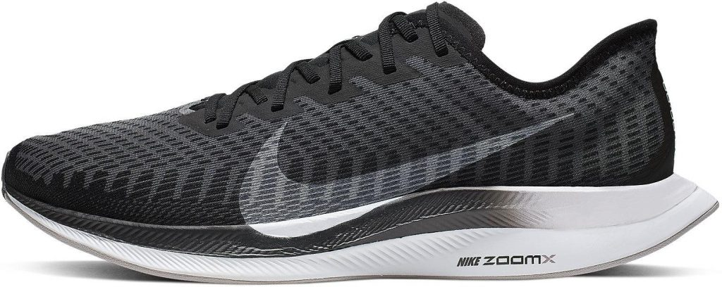 The running shoes: Nike Zoom Pegasus Turbo 2