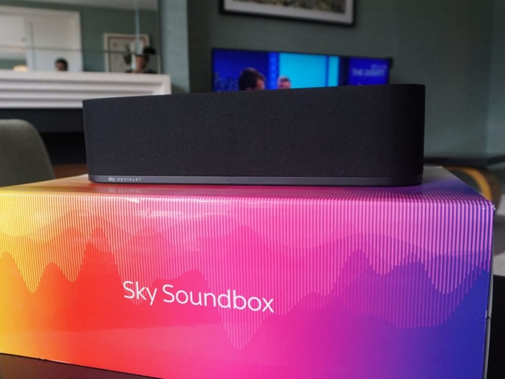 Sky Soundbox Review 2021