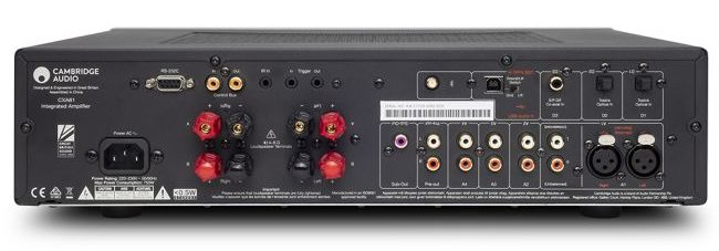 2 channel home stereo