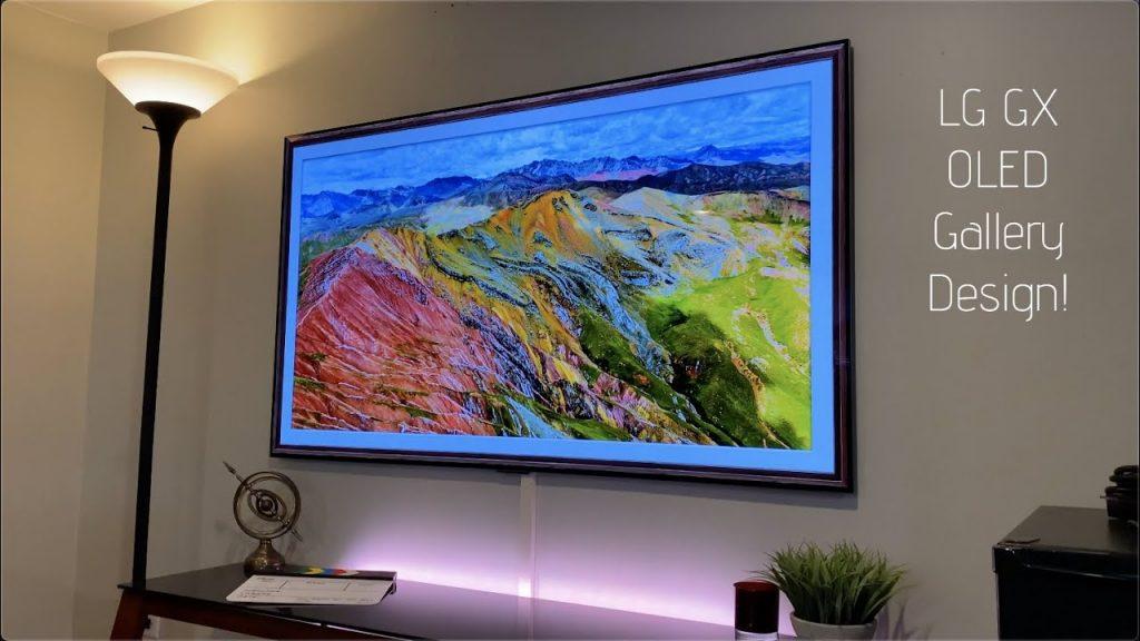 50-inch OLED TVs