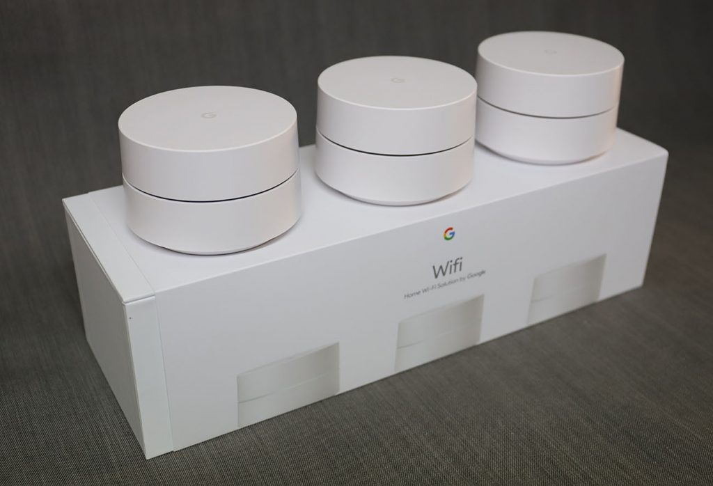 Google Airport Wifi