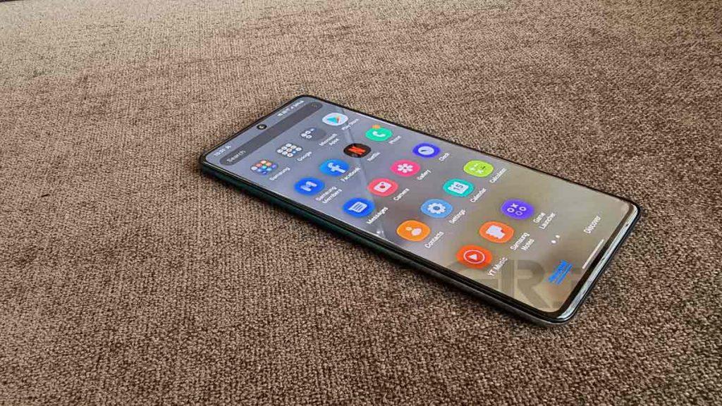 Samsung Galaxy F62 Specification