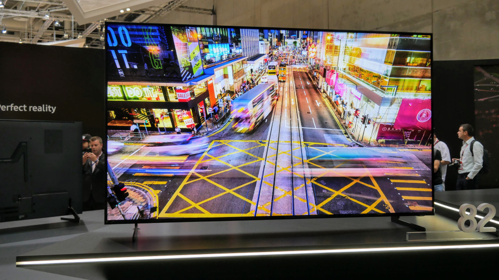 Samsung OLED TV Review