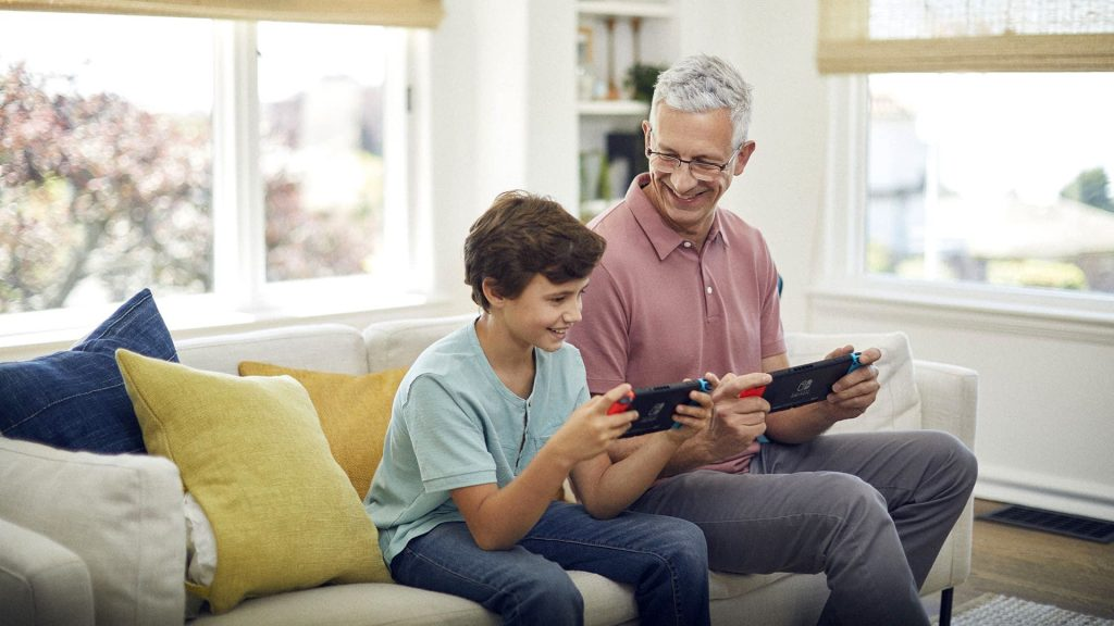 Nintendo Online Family Plan