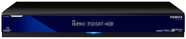Humax Foxsat-HDR
