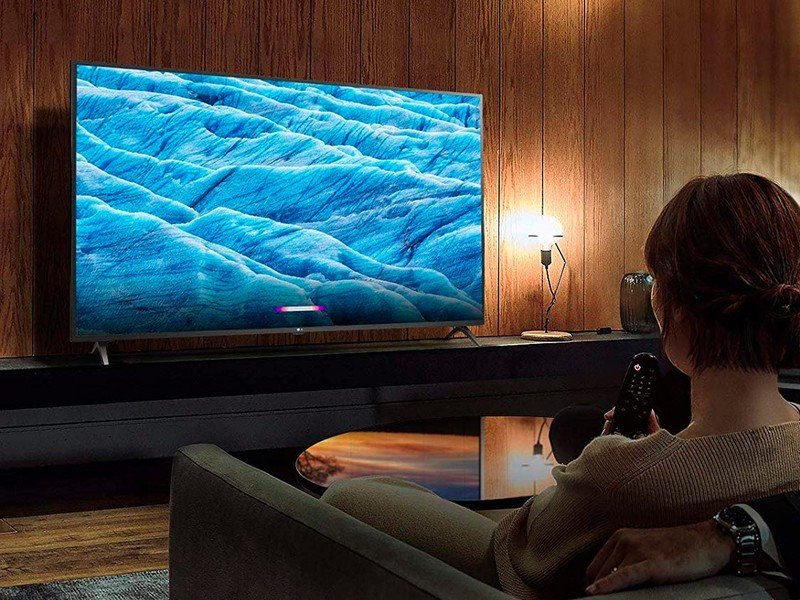 49-inch TV