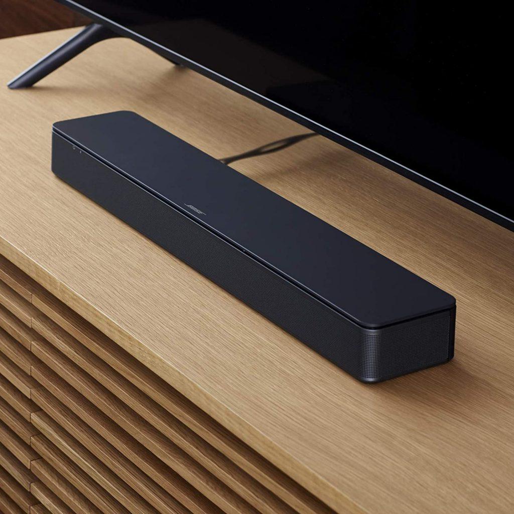 The Bose TV Speaker